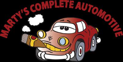 Marty's Complete Auto